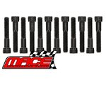 SET OF 12 MACE REUSABLE ROCKER BOLTS TO SUIT HOLDEN ECOTEC L36 L67 SUPERCHARGED 3.8L V6