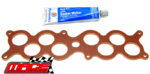 MACE PERFORMANCE MANIFOLD INSULATOR KIT TO SUIT FORD TE50 AU WINDSOR 302 EFI 5.0L V8