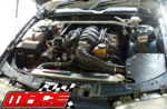 MACE LS CONVERSION AIR INTAKE KIT TO SUIT HOLDEN COMMODORE VN VG VP VR VS SEDAN WAGON UTE