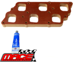 MACE PERFORMANCE MANIFOLD INSULATOR KIT TO SUIT HOLDEN SIDI LF1 LFW LFX 3.0L 3.6L V6