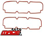 PAIR OF MACE ROCKER COVER GASKETS TO SUIT HOLDEN STATESMAN VQ VR WH WK BUICK ECOTEC L27 L36 3.8L V6