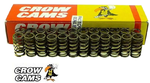24 X CROW CAMS VALVE SPRING TO SUIT FORD BARRA 182 190 195 E-GAS ECOLPI 240T 245T 270T TURBO 4.0L I6