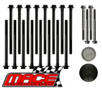 COMPLETE CYLINDER HEAD BOLT SET TO SUIT HOLDEN RODEO RA ALLOYTEC LCA 3.6L V6