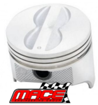 SET OF 6 MACE PISTONS TO SUIT HOLDEN ECOTEC L36 3.8L V6