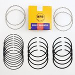 NIPPON CHROME PISTON RING SET TO SUIT HOLDEN LS1 5.7L V8