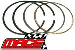 MACE CHROME PISTON RING SET TO SUIT HSV COUPE V2 VZ LS1 5.7L V8