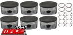 SET OF 6 MACE PISTONS TO SUIT HOLDEN L67 SUPERCHARGED 3.8L V6