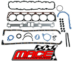 MACE VALVE REGRIND GASKET SET (VRS) TO SUIT FORD FAIRLANE NA NC 3.9L 4.0L I6