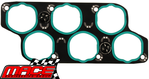 MACE LOWER INTAKE MANIFOLD GASKET TO SUIT HOLDEN RODEO RA ALLOYTEC LCA 3.6L V6