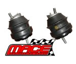 PAIR (LHS + RHS) OF STANDARD ENGINE MOUNTS TO SUIT HOLDEN CREWMAN VZ ALLOYTEC LE0 3.6L V6