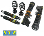XYZ RACING SUPER SPORT COMPLETE COILOVER KIT TO SUIT HOLDEN COMMODORE VZ WAGON UTE