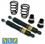 XYZ RACING SUPER SPORT REAR COILOVER KIT TO SUIT HOLDEN COMMODORE VB-VR WAGON UTE