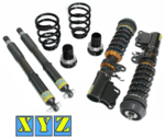 XYZ RACING SUPER SPORT COMPLETE COILOVER KIT TO SUIT HOLDEN COMMODORE VR VS SEDAN