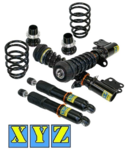 XYZ RACING SUPER SPORT COILOVER KIT TO SUIT HOLDEN COMMODORE VR VS UTE