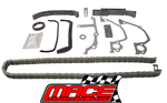 MACE TIMING CHAIN KIT FOR FORD FALCON EA EB ED EF EL AU1 TBI MPFI SOHC 12V INTECH 3.2L 3.9L 4.0L I6