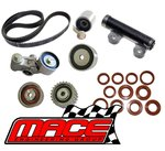 MACE FULL TIMING BELT KIT TO SUIT SUBARU FORESTER SF SG SH EJ205 EJ255 DOHC VVT TURBO 2.0L 2.5L F4
