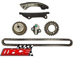 MACE FULL TIMING CHAIN KIT WITH GEARS TO SUIT NISSAN ZD30DD ZD30DDT ZD30DDTi DOHC TURBO 3.0L I4