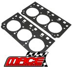 MACE MLS HEAD GASKETS TO SUIT HOLDEN ECOTEC L36 L67 SUPERCHARGED 3.8L V6