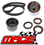 MACE FULL TIMING BELT KIT TO SUIT MITSUBISHI DIAMANTE KL KW 6G74 3.5L V6