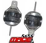 PAIR OF MACE STANDARD ENGINE MOUNTS TO SUIT FORD FALCON FG BOSS 290 5.4L V8