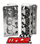 MACE ALUMINIUM HEADS TO SUIT HOLDEN CALAIS VS VT VX VY L67 SUPERCHARGED 3.8L V6