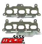 MACE EXHAUST MANIFOLD GASKET SET TO SUIT HOLDEN RODEO RA ALLOYTEC LCA 3.6L V6