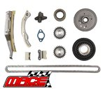 MACE TIMING CHAIN KIT WITH GEARS TO SUIT MITSUBISHI PAJERO NT NW NX 4M41T DOHC TURBO 3.2L I4
