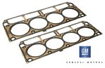 GM GENUINE MLS CYLINDER HEAD GASKET SET TO SUIT HSV SV6000 VZ LS2 6.0L V8