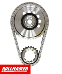 ROLLMASTER 3 BOLT CAM TIMING CHAIN KIT TO SUIT HOLDEN L76 L77 L98 LS3 6.0L 6.2L V8