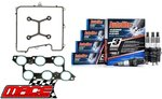 MACE MANIFOLD GASKET AND SPARK PLUG KIT TO SUIT HOLDEN SIDI LLT 3.6L V6