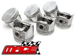 SET OF 6 MACE REPLACEMENT PISTONS TO SUIT FORD FALCON EF EL XH MPFI SOHC 12V 4.0L I6