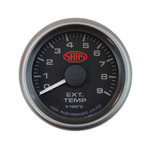 SAAS EXHAUST TEMPERATURE 0-900 DEGREE 52MM GAUGE