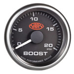 SAAS DIESEL TURBO BOOST 0-20PSI 52MM GAUGE
