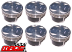 SET OF MACE PISTONS TO SUIT HOLDEN COLORADO RC ALLOYTEC LCA 3.6L V6