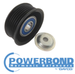 POWERBOND IDLER/TENSIONER PULLEY TO SUIT HOLDEN ALLOYTEC SIDI LWR LFW LFX 3.0L 3.6L V6