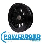 POWERBOND 14% OVERDRIVE RACE BALANCER TO SUIT FORD FALCON FG X BOSS 335 SUPERCHARGED 5.0L V8