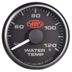 SAAS WATER TEMPERATURE 40-120 DEGREE 52MM GAUGE