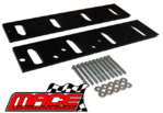MACE 12MM MANIFOLD INSULATOR KIT TO SUIT HOLDEN LS1 5.7L V8
