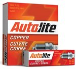 SET OF 6 AUTOLITE SPARK PLUGS TO SUIT FORD FAIRLANE NA NC MPFI SOHC 12V 3.9L 4.0L I6
