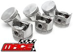MAHLE FORGED PISTONS AND RINGS KIT TO SUIT HOLDEN BUICK LN3 L27 3.8L V6