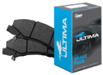 ULTIMA FRONT BRAKE PAD SET TO SUIT HOLDEN ALLOYTEC ECOTEC LY7 LE0 L36 L67 SUPERCHARGED 3.6L 3.8L V6