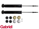 PAIR OF GABRIEL REAR ULTRA GAS SHOCK ABSORBERS TO SUIT FORD LTD FD FE SEDAN