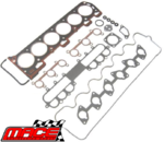 VALVE REGRIND GASKET SET & HEAD BOLTS PACK TO SUIT FORD FALCON EL.II XH MPFI SOHC 4L I6 (FROM 12/97)