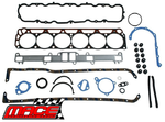 MACE VALVE REGRIND GASKET SET AND HEAD BOLTS PACK TO SUIT FORD MPFI TBI SOHC 3.9L 4.0L I6