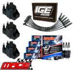 MACE STANDARD IGNITION SERVICE KIT TO SUIT HOLDEN COMMODORE VS.II L67 SUPERCHARGED 3.8L V6