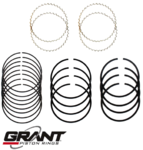 GRANT CAST PISTON RING SET TO SUIT CHEVROLET 327 350 5.4L 5.7L V8