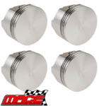 SET OF 4 MACE PISTONS TO SUIT TOYOTA HILUX KUN16R KUN26R 1KD-FTV TURBO 3.0L I4