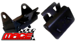 PAIR OF MACE FRONT ENGINE MOUNTS FOR FORD FALCON XA-XG 200 250 OHV CARB EFI MPFI 3.3L 4.0L 4.1L I6