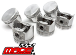 SET OF 6 MACE PISTONS TO SUIT HOLDEN 202 RED BLUE BLACK 3.3L I6