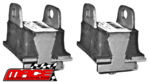 2 X FRONT ENGINE MOUNT TO SUIT HOLDEN MONARO HK HT HG HQ 161 173 186 OHV CARB 2.6L 2.8L 3.0L I6